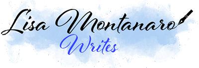 Lisa Montanaro Writes Mobile Retina Logo