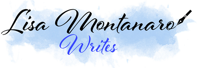 Lisa Montanaro Writes Retina Logo
