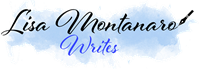 Lisa Montanaro Writes Mobile Logo