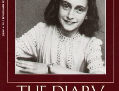 The Diary of Anne Frank: The Book That Influenced My Reading, Writing, and Life as a Young Girl