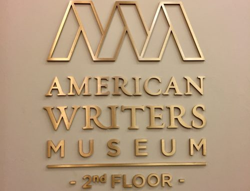 A Visit to the New American Writers Museum: An Inspiring Afternoon with the Written Word