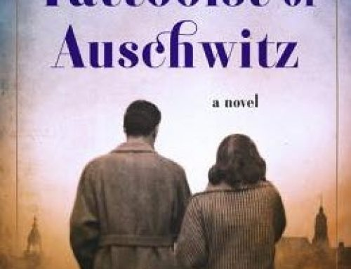 The Tatooist of Auschwitz